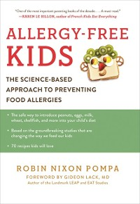 Cover Allergy-Free Kids