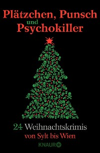 Cover Plätzchen, Punsch und Psychokiller