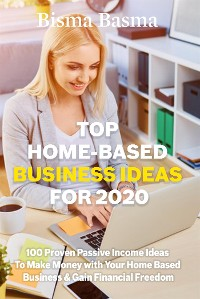 Cover Top Home-Based Business Ideas for 2020