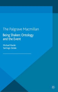 Cover Being Shaken: Ontology and the Event