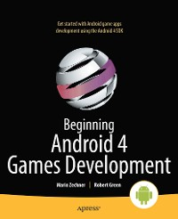 Cover Beginning Android 4 Games Development