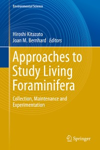 Cover Approaches to Study Living Foraminifera