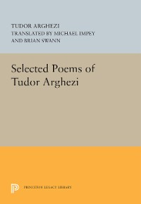 Cover Selected Poems of Tudor Arghezi