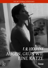 Cover AUGEN, GRÜN WIE EINE KATZE