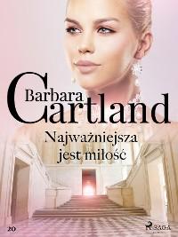 Cover Najważniejsza jest miłość