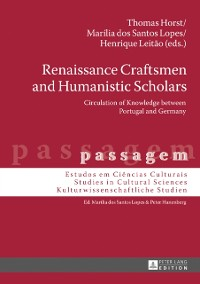 Cover Renaissance Craftsmen and Humanistic Scholars
