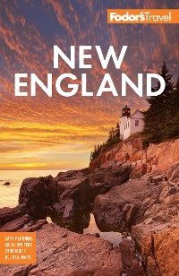Cover Fodor's New England