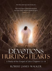 Cover Devotions for Hurting Hearts