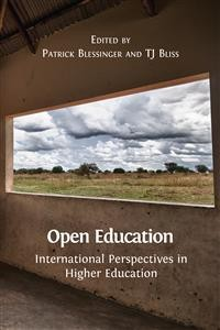 Cover Open Education