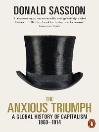 Cover The Anxious Triumph