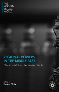 Cover Regional Powers in the Middle East