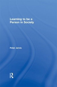 Cover Learning to be a Person in Society