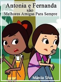 Cover Antonia e Fernanda Sao Melhores Amigas Para Sempre