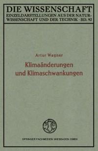 Cover Klimaanderungen und Klimaschwankungen