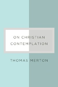 Cover On Christian Contemplation