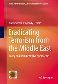 Cover Eradicating Terrorism from the Middle East