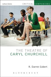 Cover Theatre of Caryl Churchill