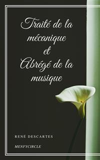 Cover Traité de la mécanique et Abrégé de la musique