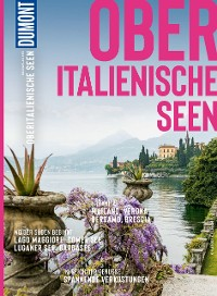Cover DuMont BILDATLAS Oberitalienische Seen