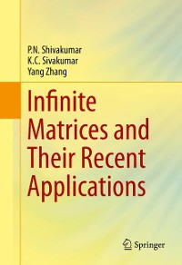 Cover Infinite Matrices and Their Recent Applications