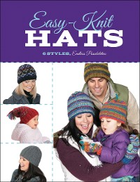 Cover Easy-Knit Hats
