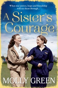 Cover Sister's Courage (The Victory Sisters, Book 1)