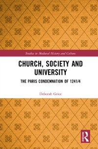 Cover Church, Society and University