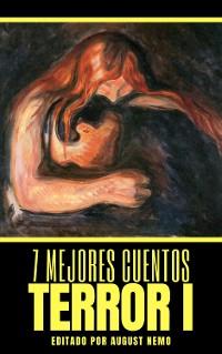 Cover 7 mejores cuentos - Terror I