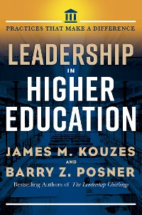 Cover Leadership in Higher Education