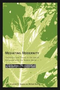 Cover Mediating Modernity