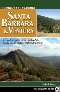 Cover Hiking and Backpacking Santa Barbara and Ventura
