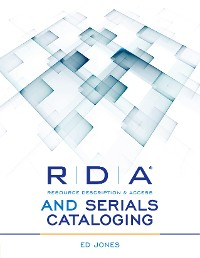 Cover RDA and Serials Cataloging