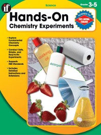 Cover Hands-On Chemistry Experiments, Gr. 3 - 5