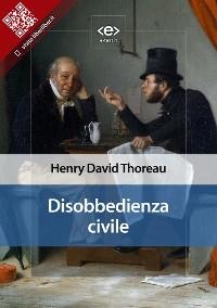 Cover Disobbedienza civile