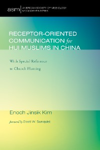 Cover Receptor-Oriented Communication for Hui Muslims in China