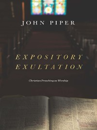Cover Expository Exultation