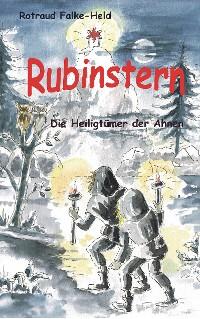 Cover Rubinstern - Die Heiligtümer der Ahnen