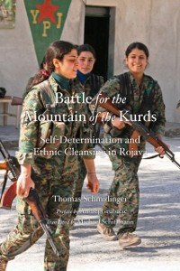 Cover Battle For The Mountain Of The Kurds