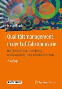 Cover Qualitätsmanagement in der Luftfahrtindustrie
