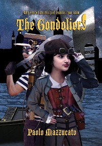 Cover The Gondoliers