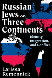 Cover Russian Jews on Three Continents