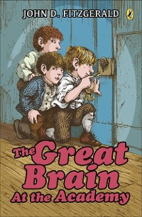 Cover Great Brain at the Academy