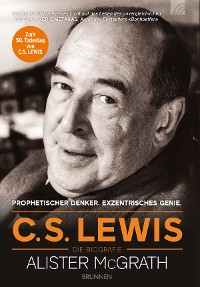 Cover C.S. Lewis - Die Biografie