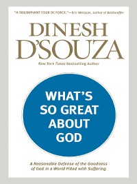 Cover What's So Great about God