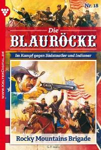 Cover Die Blauröcke 18 – Western