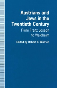 Cover Austrians and Jews in the Twentieth Century