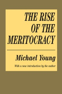 Cover Rise of the Meritocracy