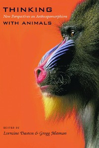 Cover Thinking with Animals