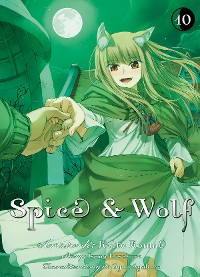 Cover Spice & Wolf, Band 10