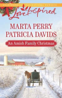Cover Amish Family Christmas: Heart of Christmas / A Plain Holiday (Mills & Boon Love Inspired)
